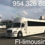 Luxury Coach Bus South Florida