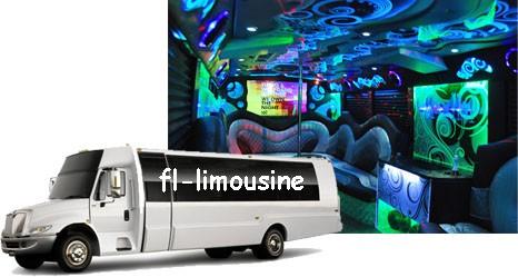 Boca Party Bus