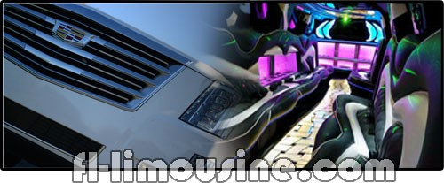Hollywood limousine service fl
