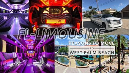 Palm Beach County limo