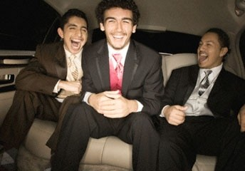 Bachelor Party Limousine Services