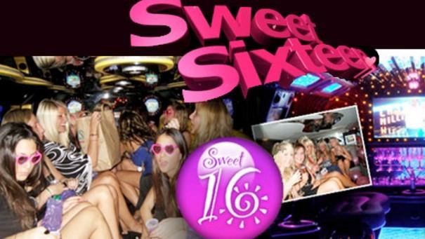Sweet Sixteen Limousine Services